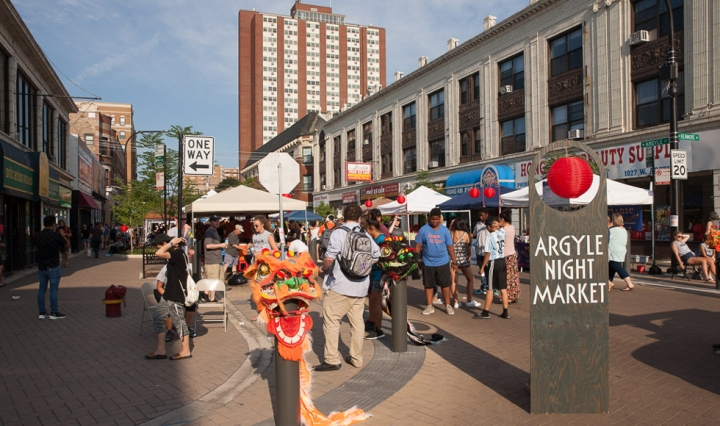 Argyle Night Market