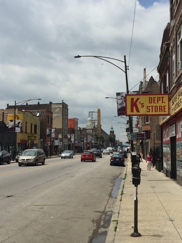 Cermak Avenue, Little Village