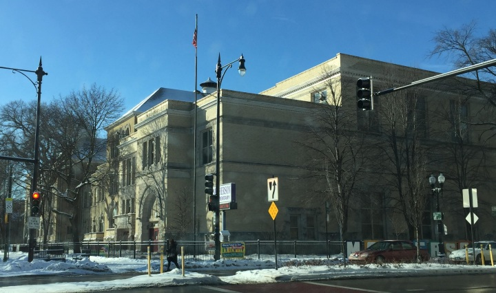 McPherson Chicago Public Schools CPS