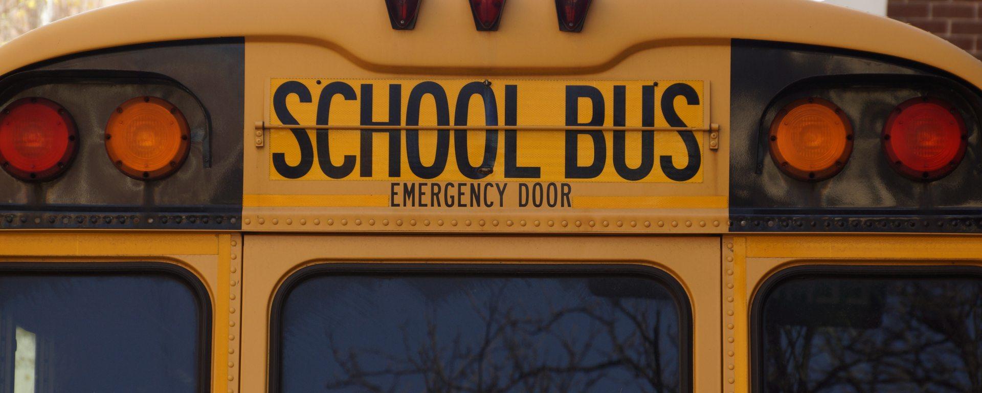 School Bus Commute