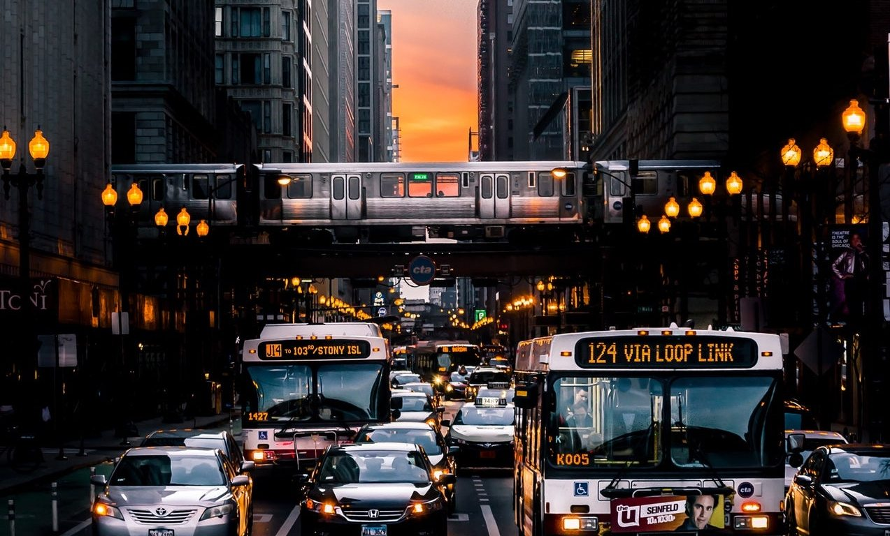 Public Transit Is Better for Cities